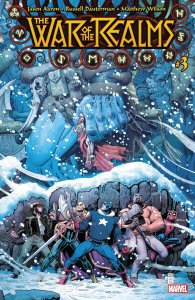 War of the Realms Vol 1 #3