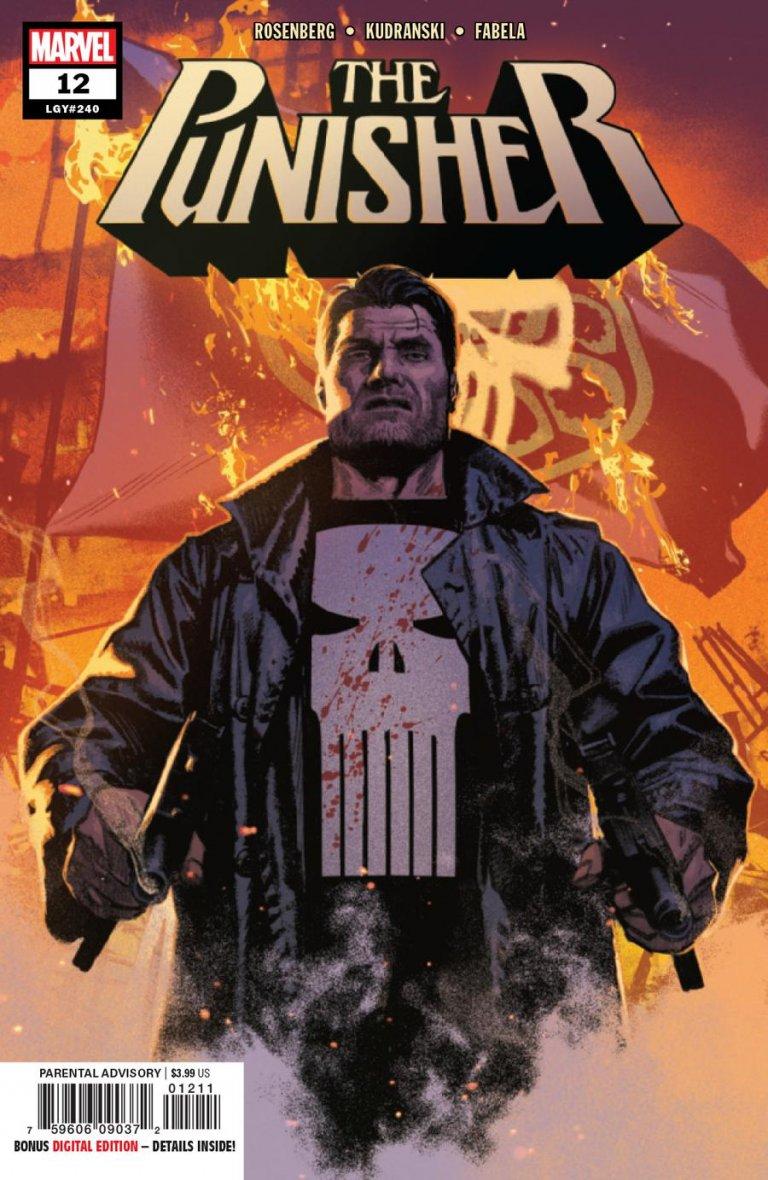 Punisher Vol 12 #11