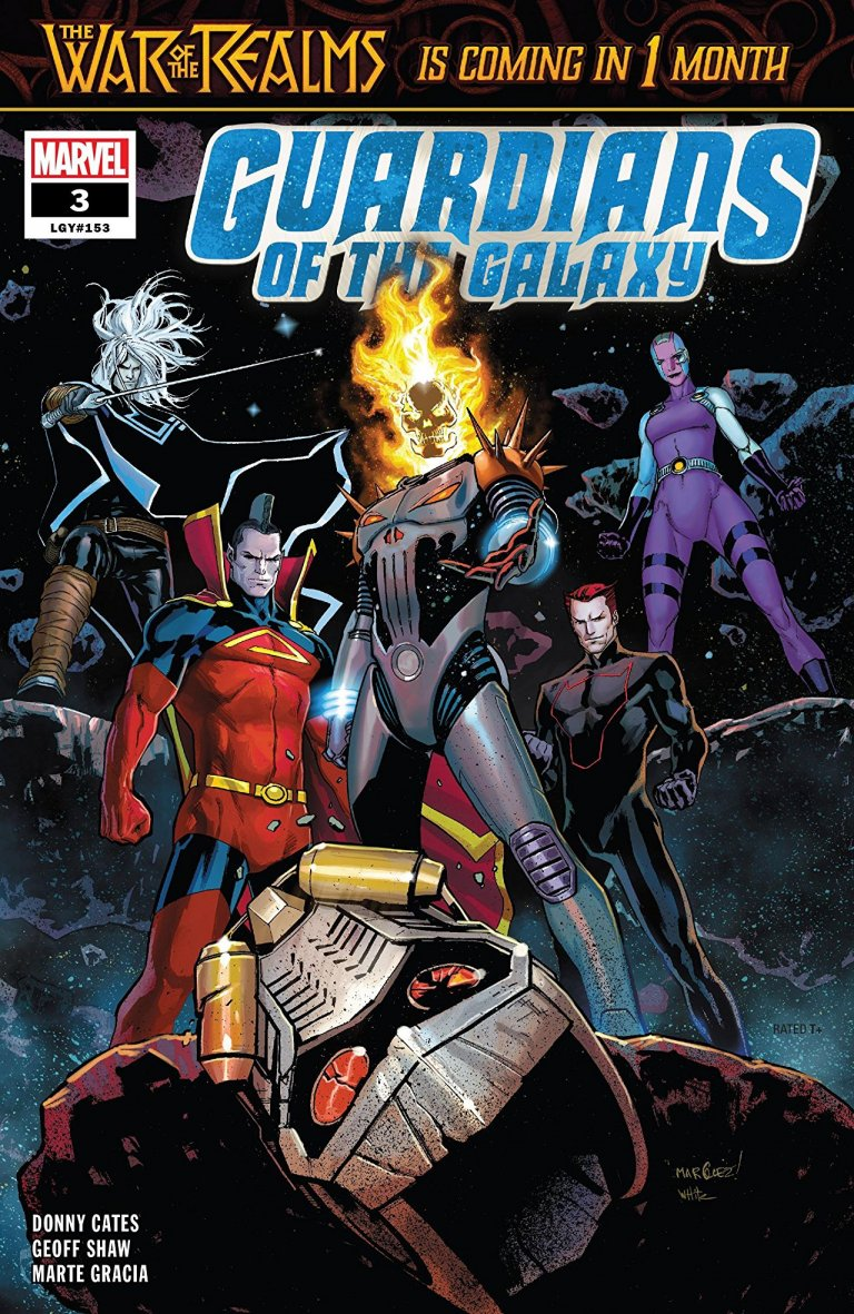 Guardians of the Galaxy Vol 5 #3