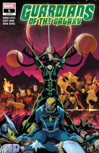 Guardians of the Galaxy Vol 5 #5