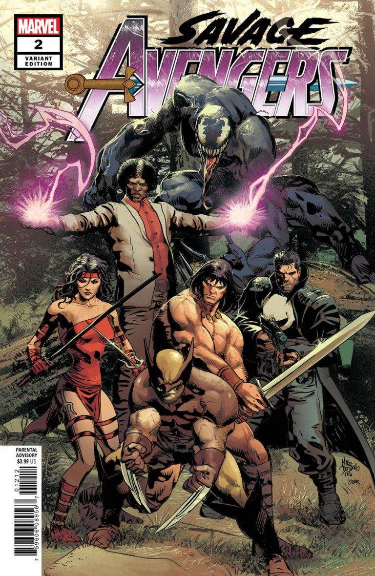 Savage Avengers #2 c