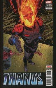 Thanos #15 3rd Print