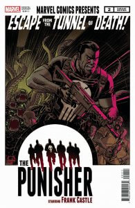 War of the Realms: Punisher #2 Dave Johnson variant