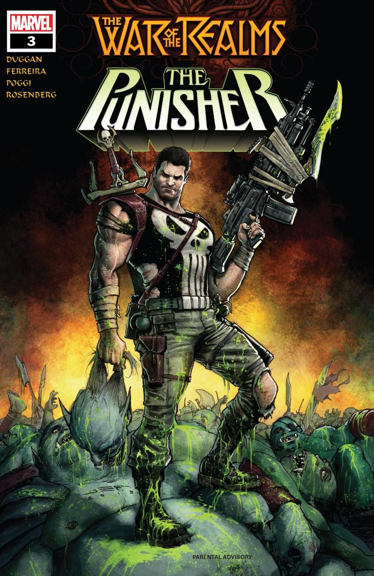 War of the Realms: Punisher #3