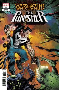 War of the Realms: Punisher #2 John McCrea variant