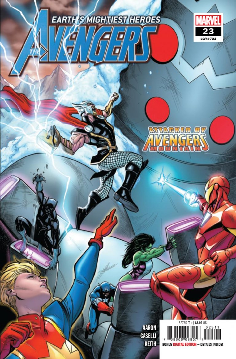 Avengers vol 8 #23