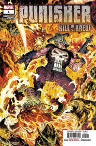 Punisher Kill Crew #1