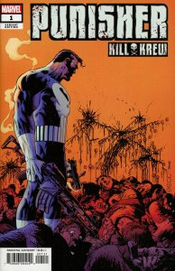 Punisher Kill Krew #1 Zeck Variant