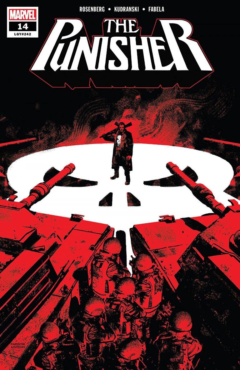 Punisher Vol 12 #14