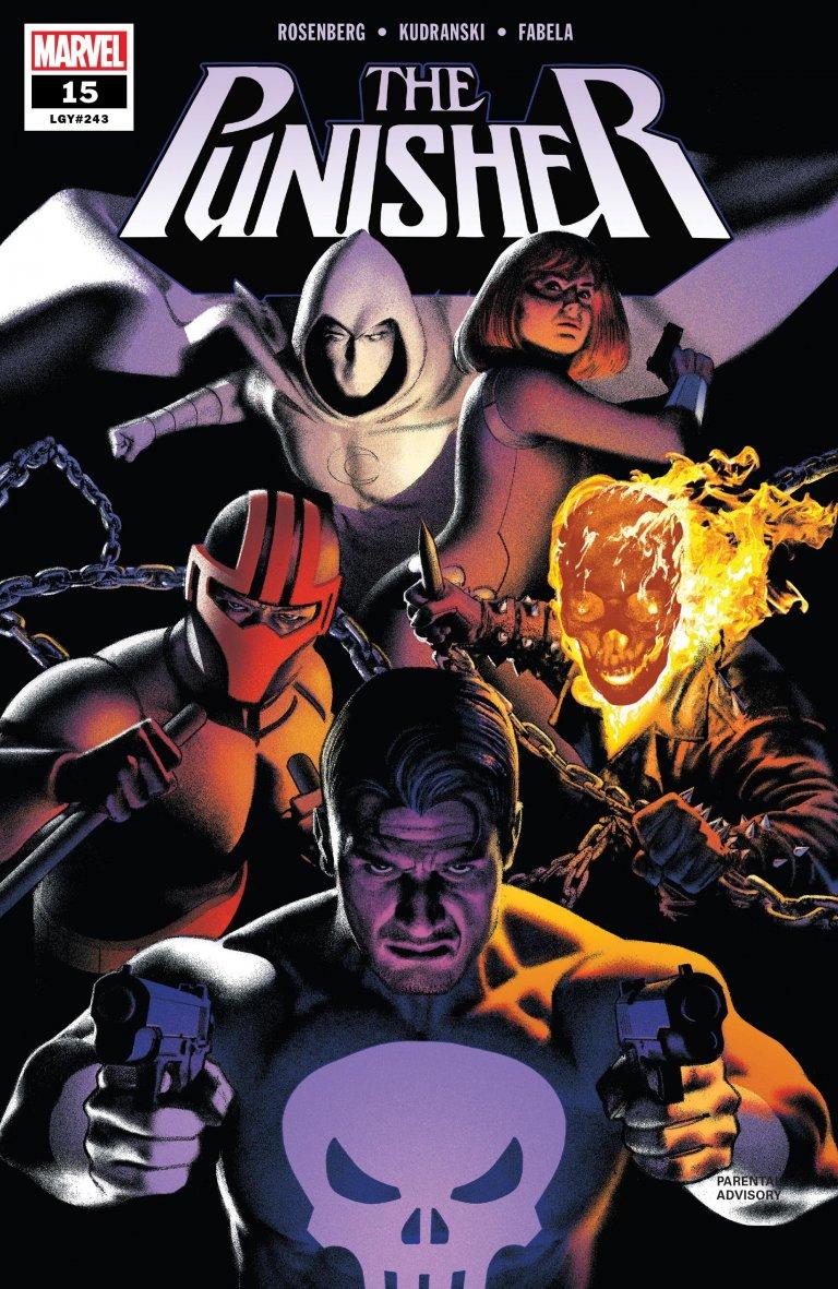 Punisher Vol 12 #15