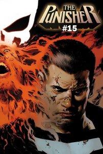 Punisher Vol 12 #15 Immortal Variant