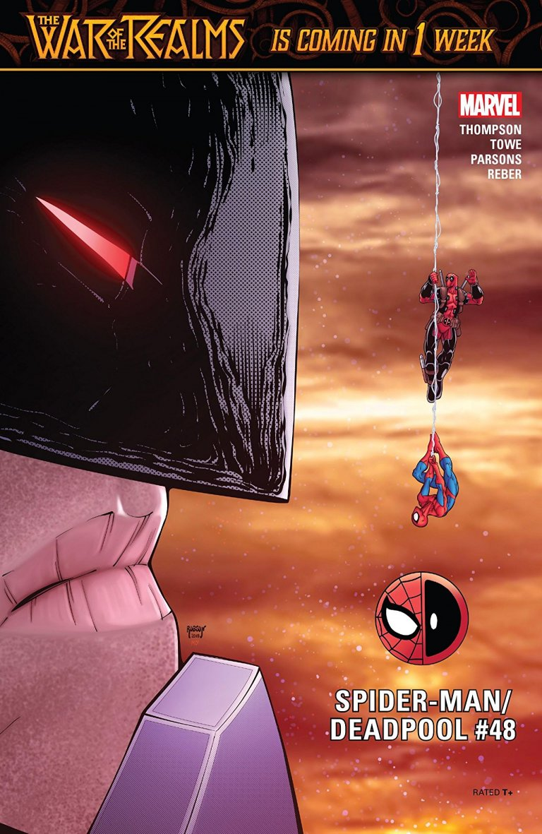Spider-Man/Deadpool Vol 1 #48