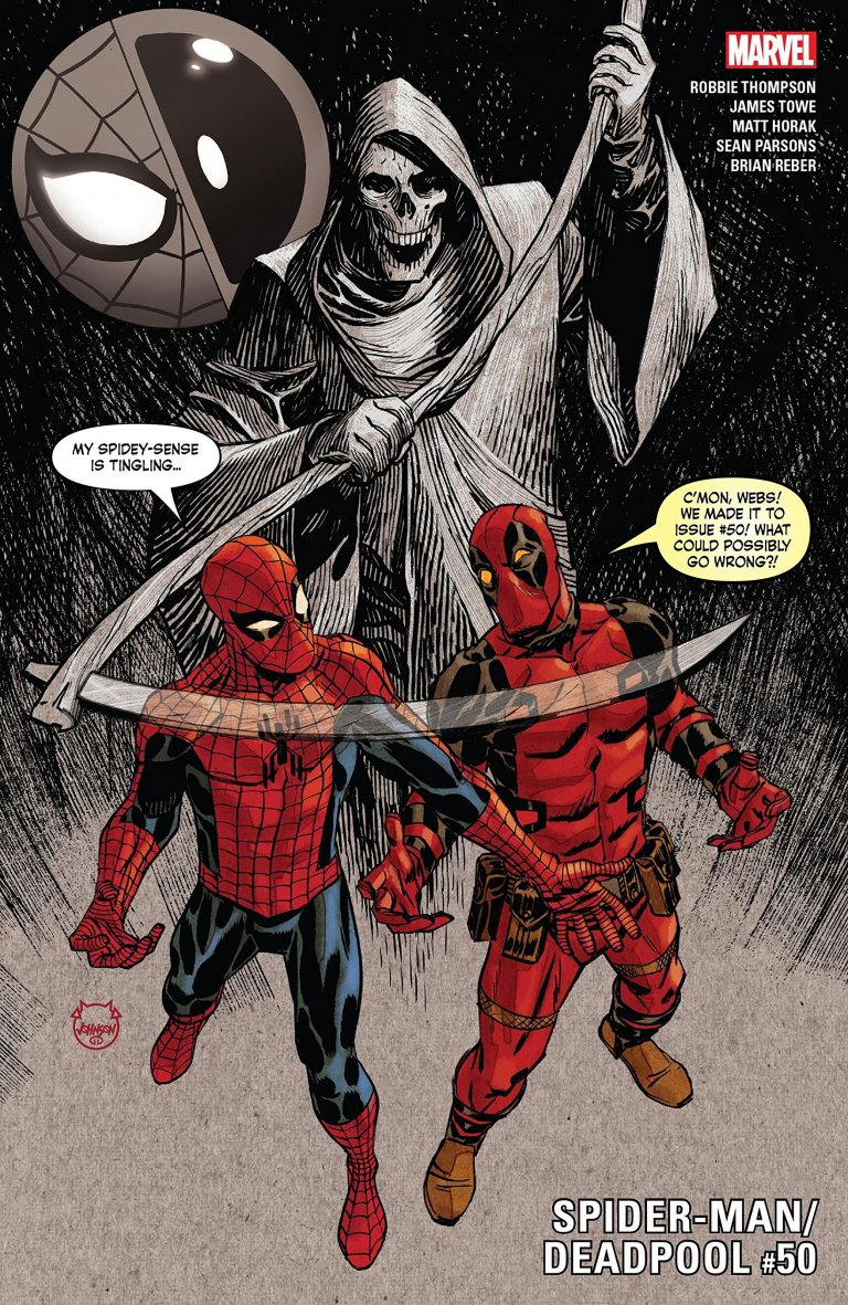 Spider-Man/Deadpool Vol 1 #50