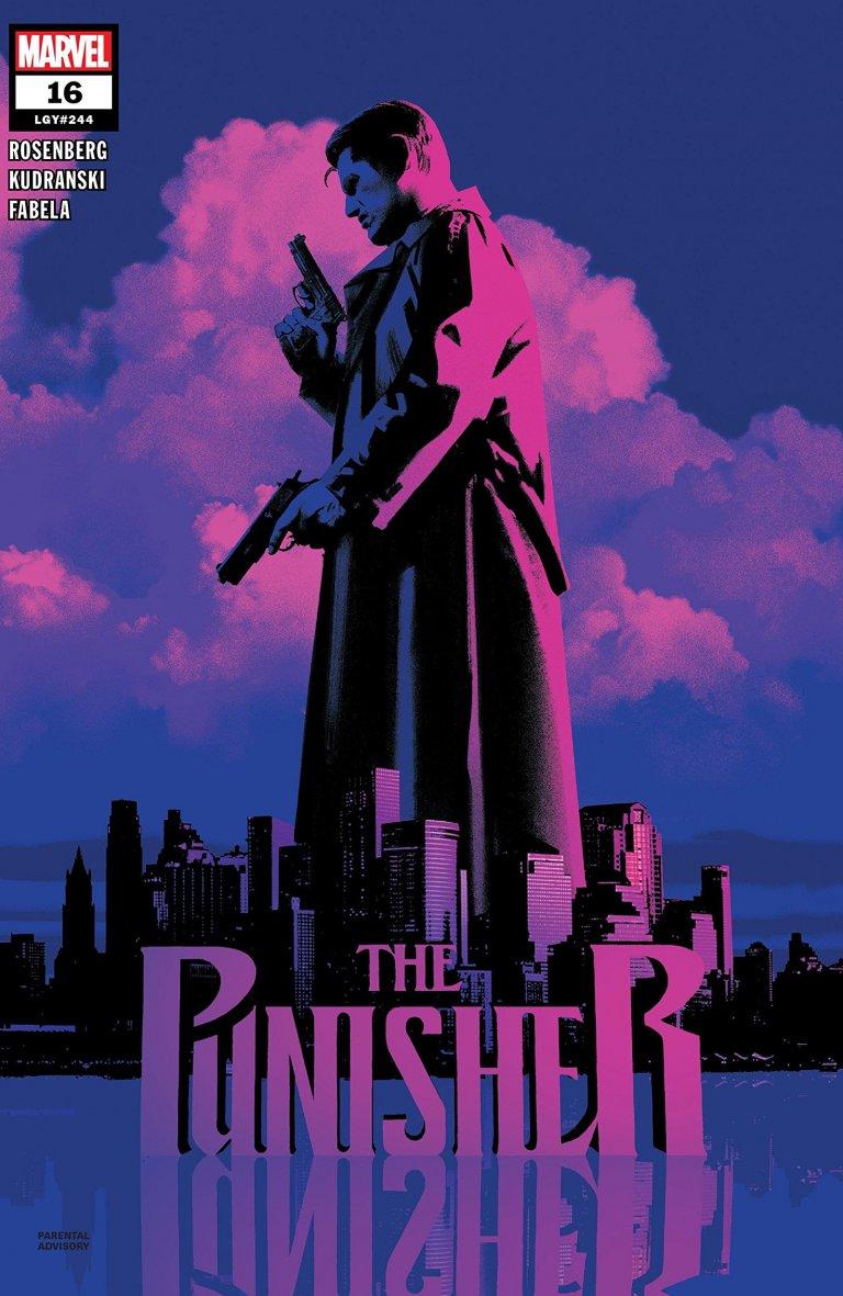 Punisher Vol 12 #16