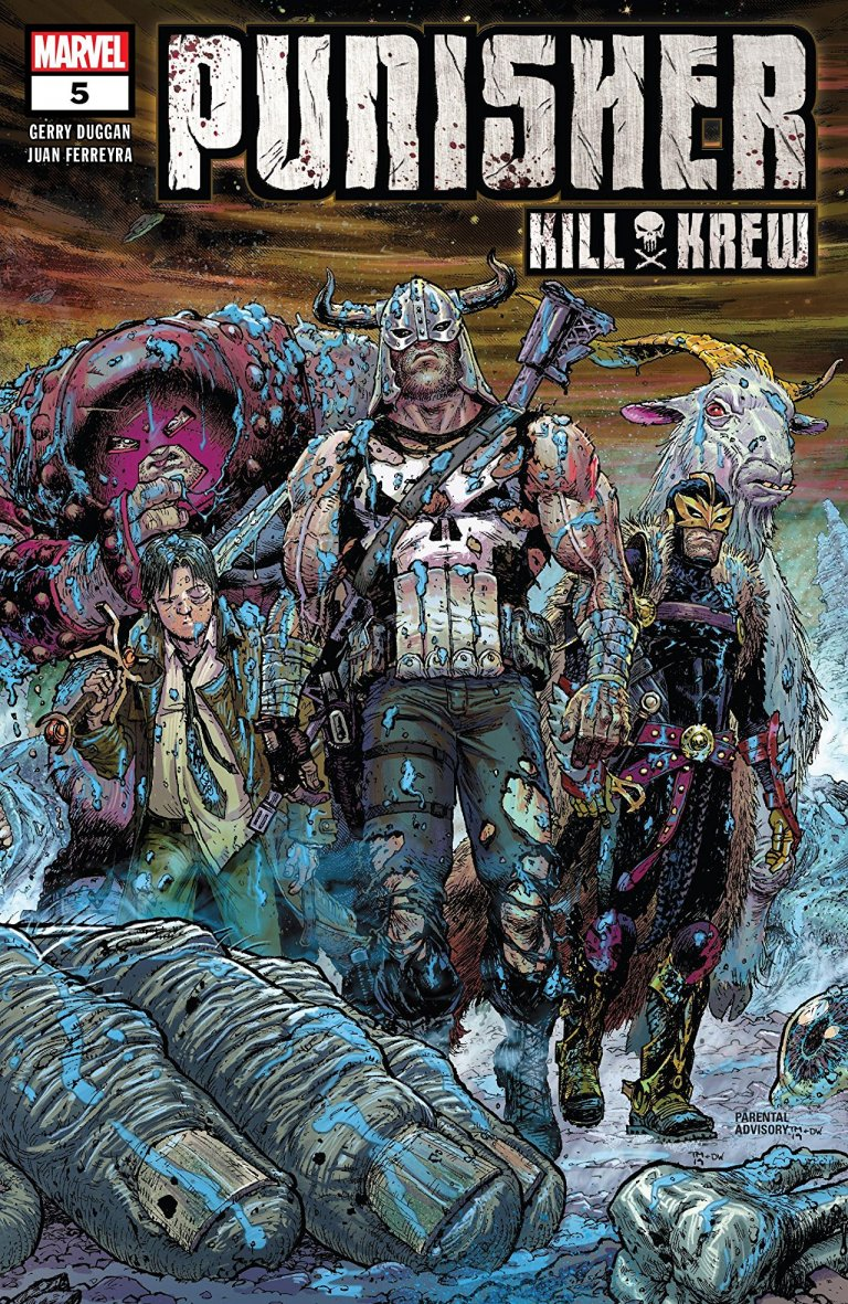 Punisher Kill Krew 5