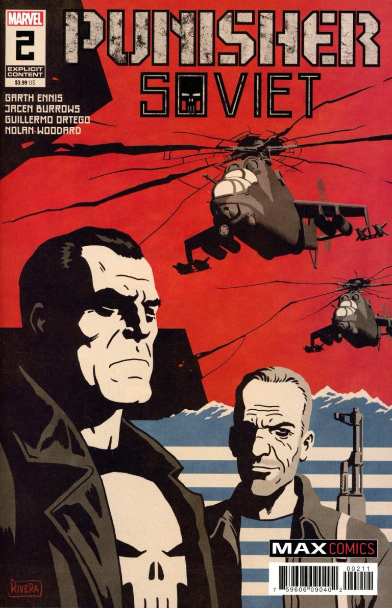 Punisher Soviet #2