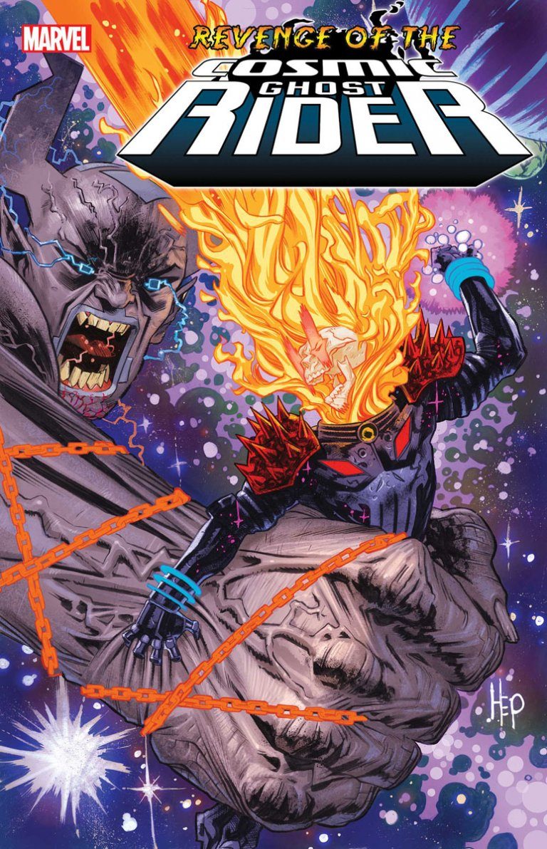Revenge of the Cosmic Ghost Rider #4
