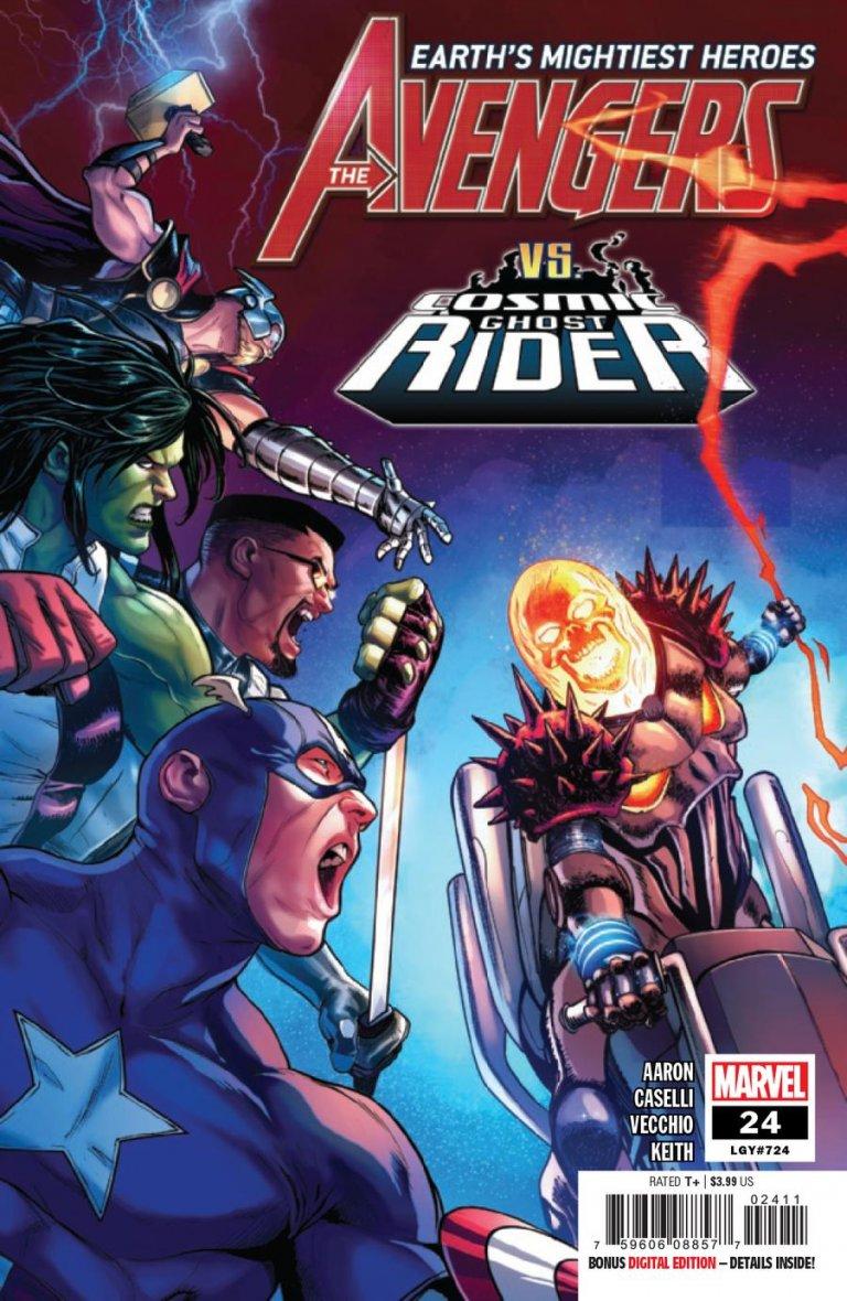 Avengers Vol 8 #24