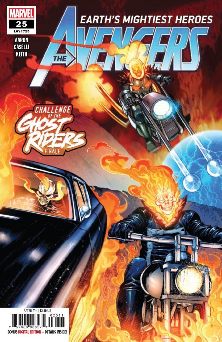 Avengers Vol 8 #25