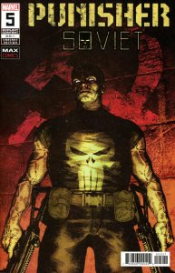 Punisher Soviet #5 b Valerio Giangiordano variant