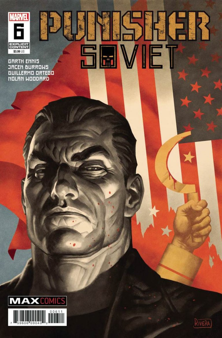 Punisher Soviet #6