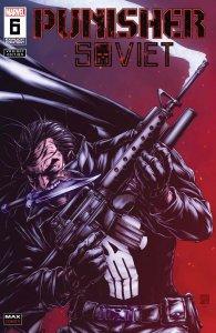 Punisher Soviet #6 b Takashi Okazaki variant
