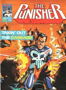 Punisher Magazine UK #12