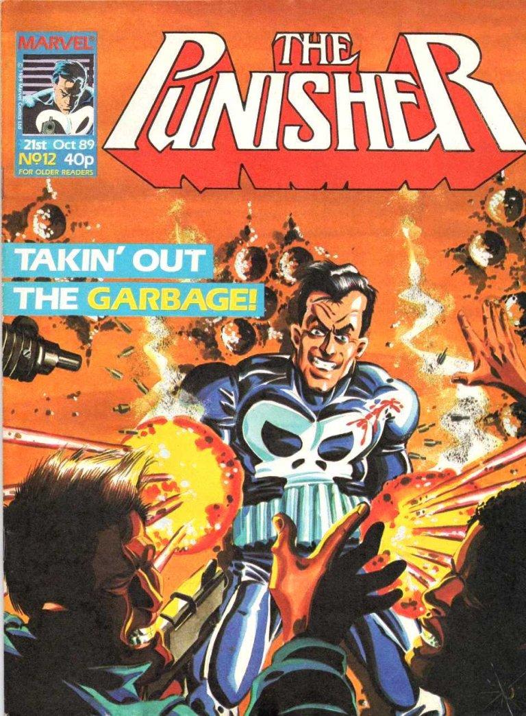 Punisher Magazine UK #12