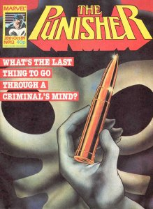 Punisher Magazine UK #13