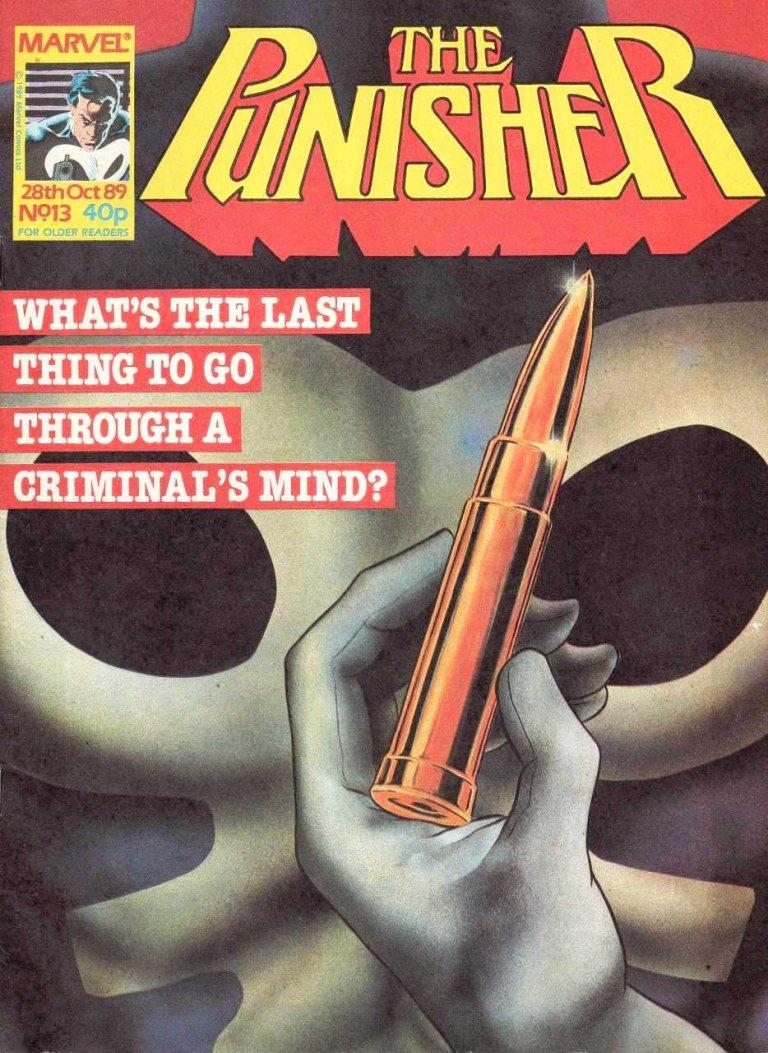 Punisher Magazine UK #13