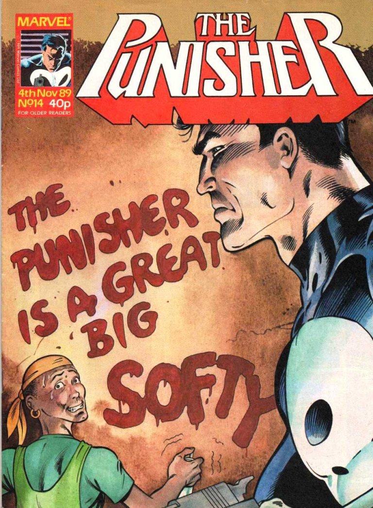 Punisher Magazine UK #14