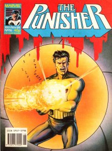 Punisher Magazine UK #16