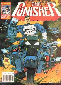 Punisher Magazine UK #17