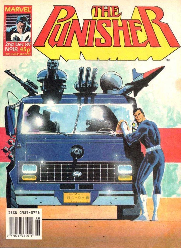 Punisher Magazine UK #18