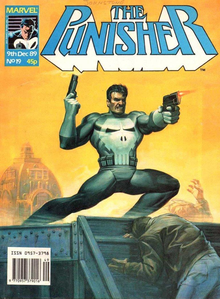 Punisher Magazine UK #19