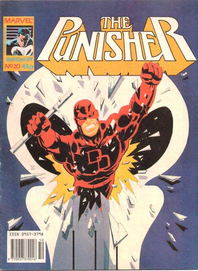 Punisher Magazine UK #20
