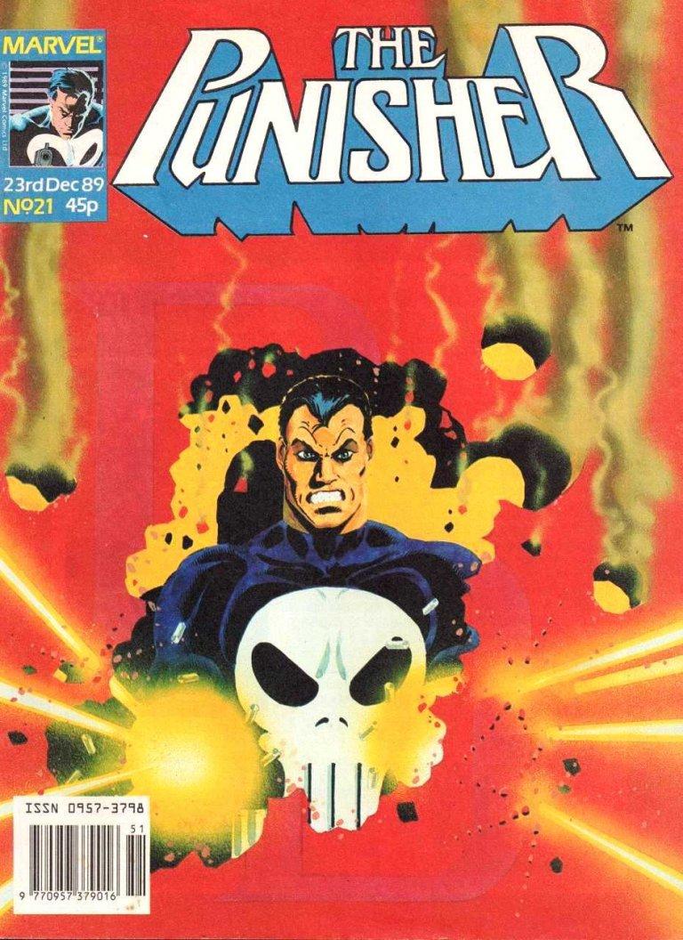 Punisher Magazine UK #21