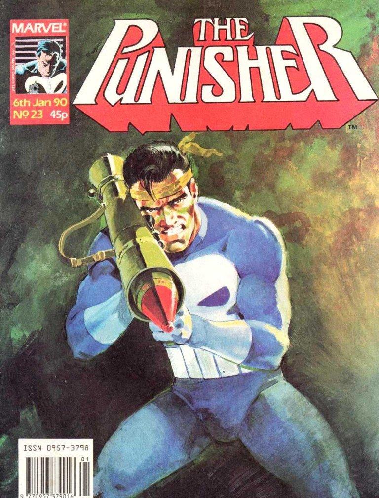 Punisher Magazine UK #23