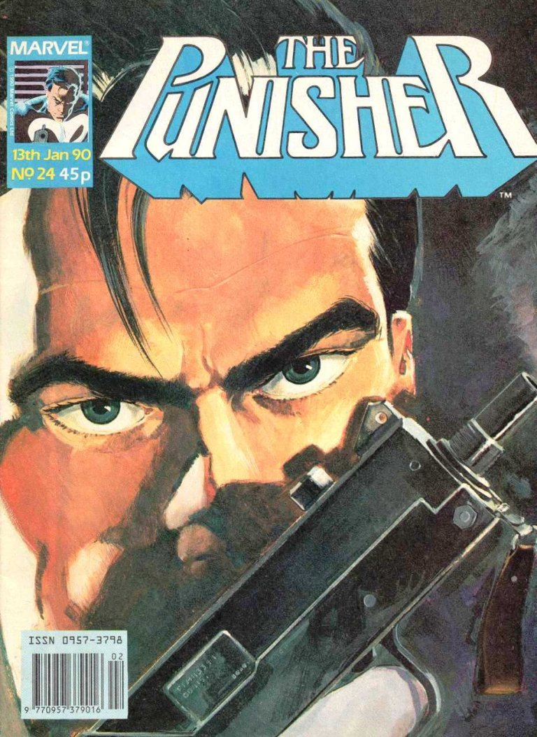 Punisher Magazine UK #24