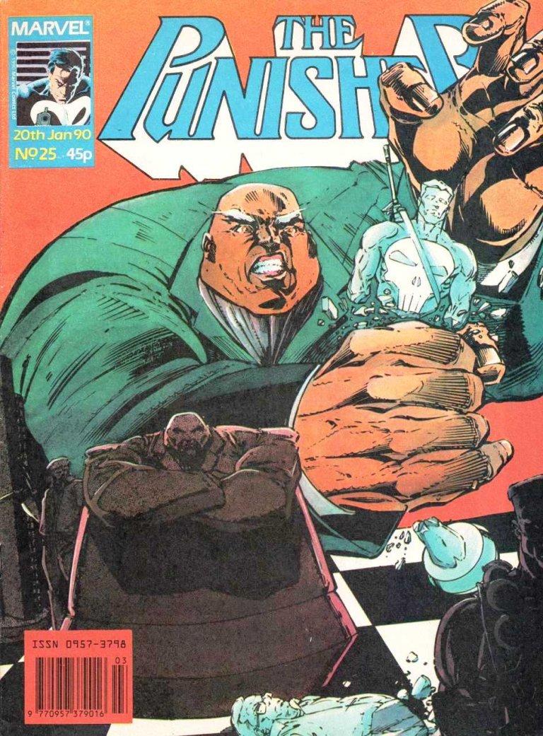 Punisher Magazine UK #25