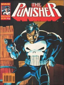 Punisher Magazine UK #28