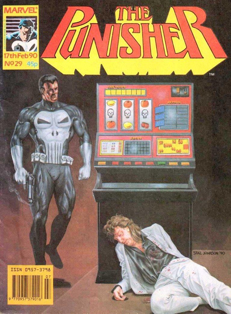 Punisher Magazine UK #29