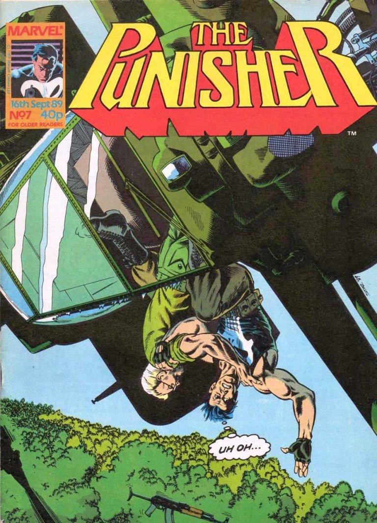 Punisher Magazine UK #7