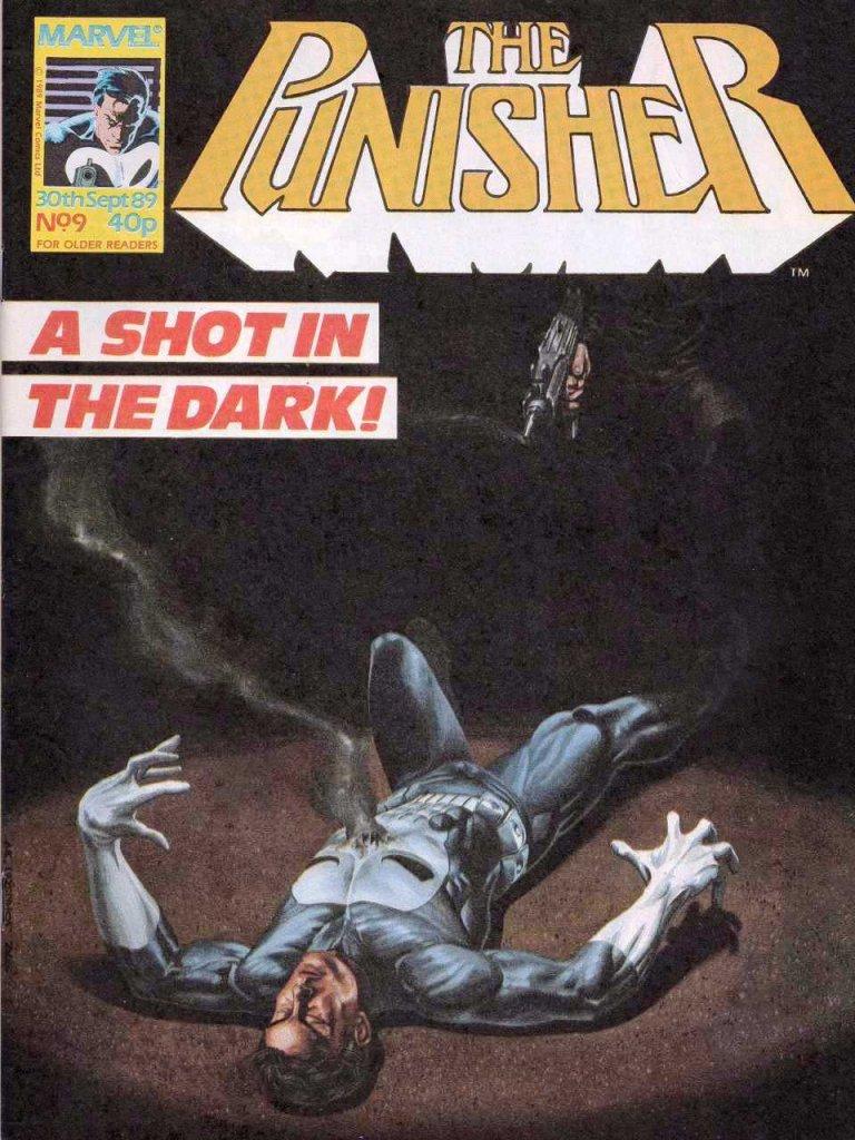 Punisher Magazine UK #9