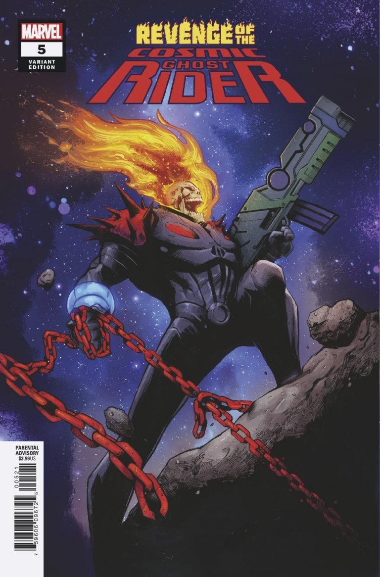 Revenge of the Cosmic Ghost Rider #5 b