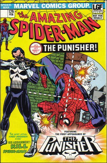 Amazing Spider-Man #129 LGF variant