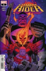 Cosmic Ghost Rider Vol 1 #5 Geoff Shaw