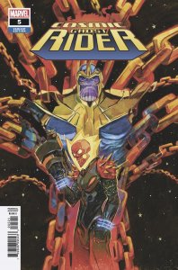 Cosmic Ghost Rider Vol 1 #5 Ivan Shavrin