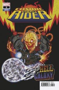 Cosmic Ghost Rider Vol 1 #5 Superlog