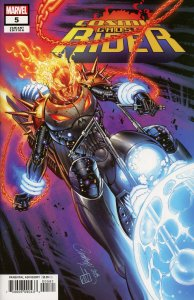 Cosmic Ghost Rider Vol 1 #5 J Scott Campbell